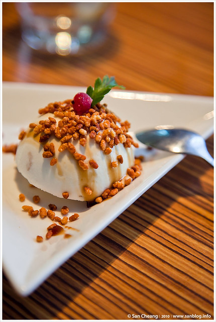 原燒 / 玄米牛奶冰淇淋