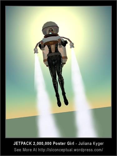 Jetpack Poster Girl 005