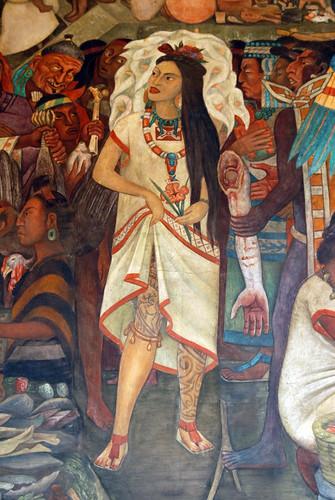Aztec Tattoos by Ilhuicamina