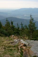 View from Skrzyczne