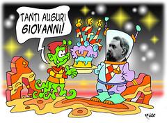 Buon CompleMarte a Giovanni Schiaparelli