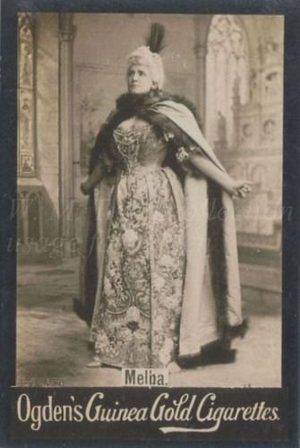 Nellie Melba.