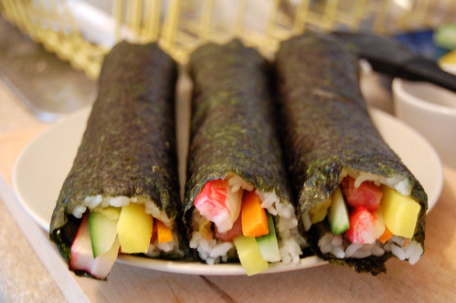 Kimbap Rolls