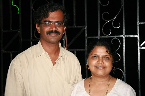 Arun and Shobha Massey