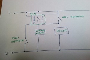 Room thermostat controlling rads & boiler OpenTherm?   DIYnot Forums