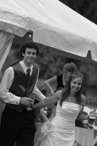 Sarah & Dan's wedding