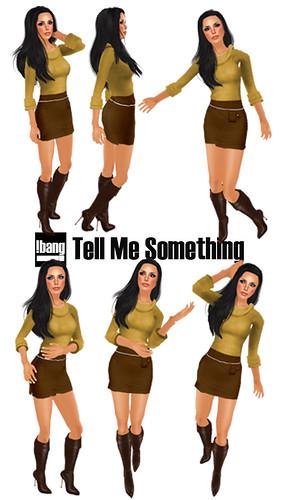 !bang - Tell Me Something