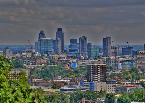 london (HDR) (by thehutch)