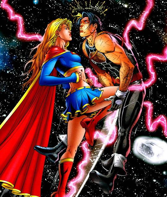Supergirl to PowerBoy