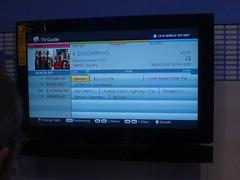 Humax HDTV-Recorder EPG