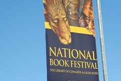 2008 National Book Festival banner