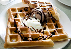 sunday waffle