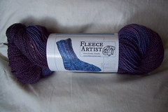 Fleece Artist Sea Wool yarn