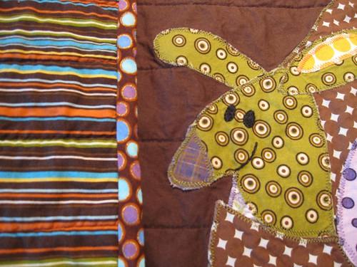 Baby Reece's Kangaroo Quilt (3/3)