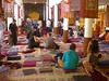 Teaching of HH the Dalai Lama in McLeod Ganj