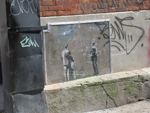 Banksy in TO