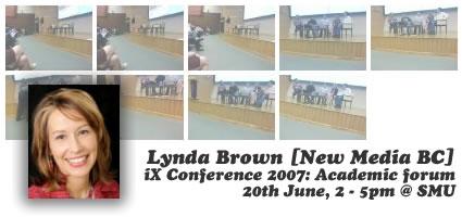 iX Conference Academic Forum (Part 4)