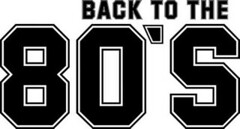 Back to the 80's - X-Tra