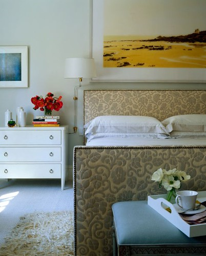 timothy whealon bedroom upholstered bed