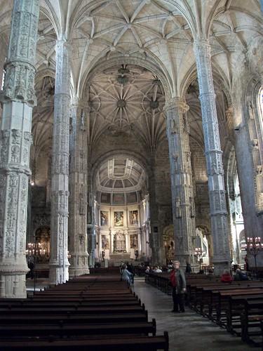 Jerónimos church