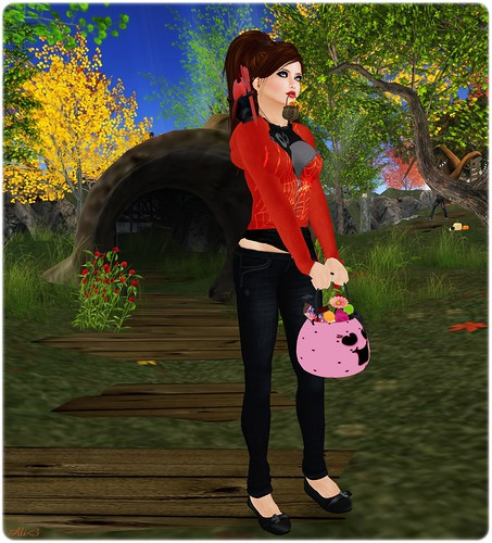 Review - Hide & Seek Sim Halloween Gacha