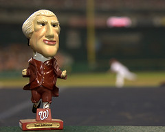 Presidents Race Bobblehead Night - Washington Nationals