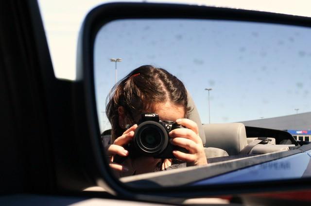 convertible self-portrait