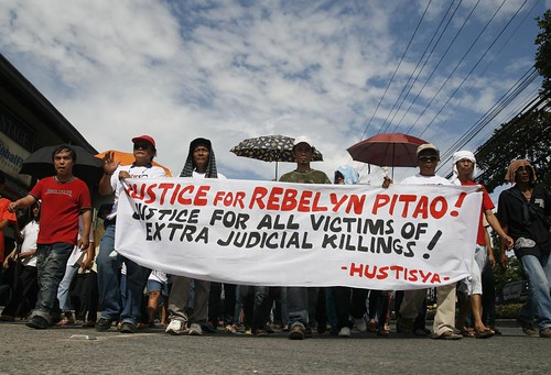 Justice for Rebelyn Pitao!
