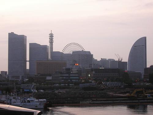 Vista de Minato Mirai