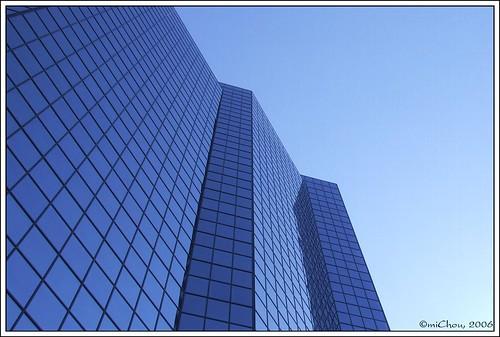 Frankfurt sky-scraper