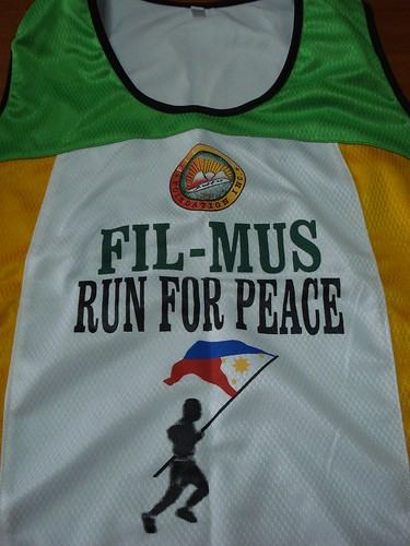 fil-mus run for peace
