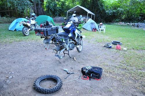 KLR 650 Bike Trip Mexico 46