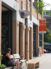 Oslo Coffee, Brooklyn