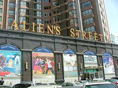 Alien's Street