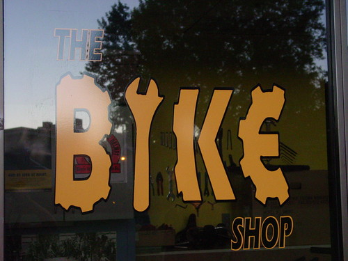 Willamette University Bike Shop logo