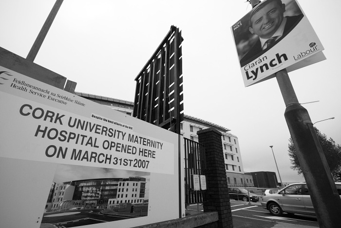Cork University Maternity Hospital opened March 31st