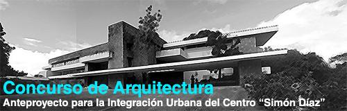 Concurso de Arquitectura Centro Simón Díaz