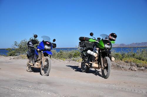 KLR 650 Bike Trip Mexico 9