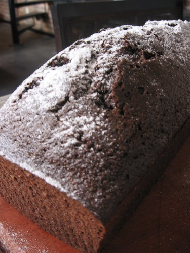 carob flour bread