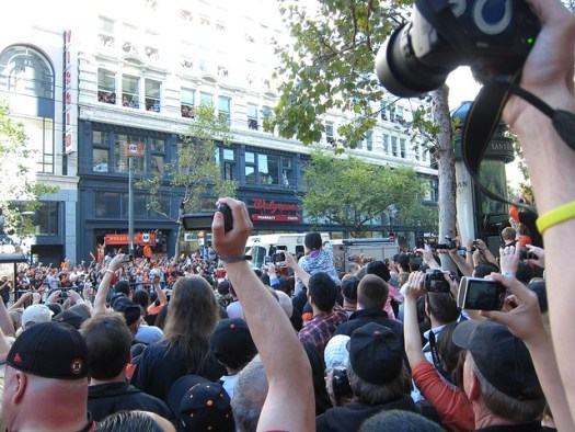 San Francisco Giants World Series Celebrations