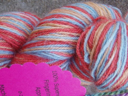 Lovesticks BFL Ultra Painted Desert