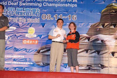 2007聽障游泳錦標賽-閉幕典禮-荷�