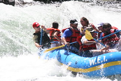 South Fork, White Water Rafting