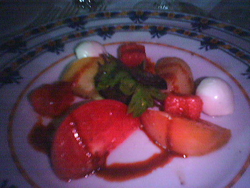 Crum's Heirloom Tomato Salad