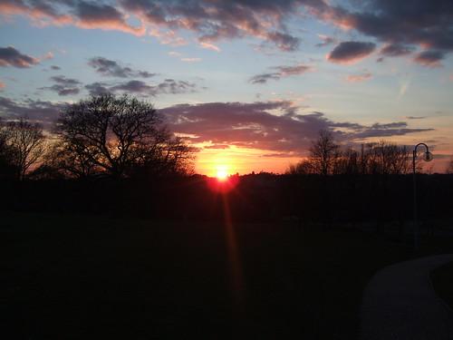 Colchester Sunset