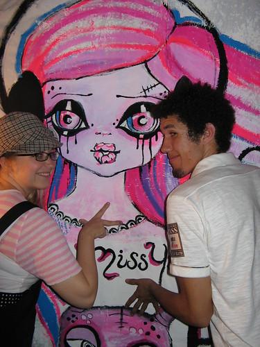 Painting MissYucki