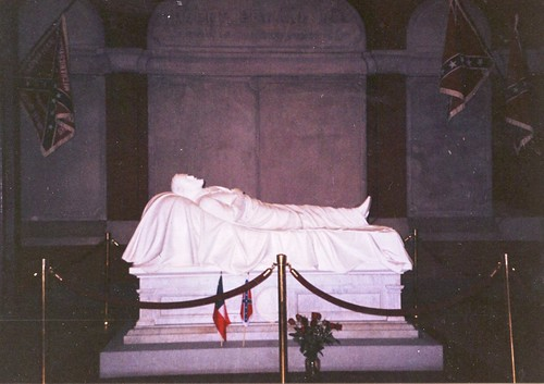 Robert E. Lee's tomb