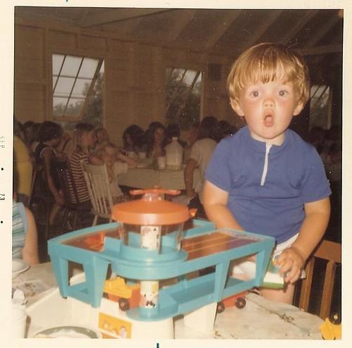3rd Birthday 1974