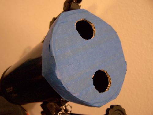 The Hartmann Mask on my telescope