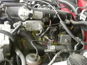 Lower Intake Vacuum Leak 4 2 V6 Ford | Autos Weblog